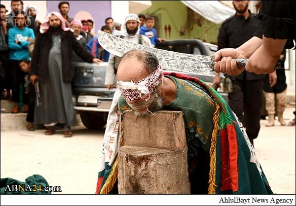 عکس داعش عکس اعدام جنایات داعش اخبار داعش