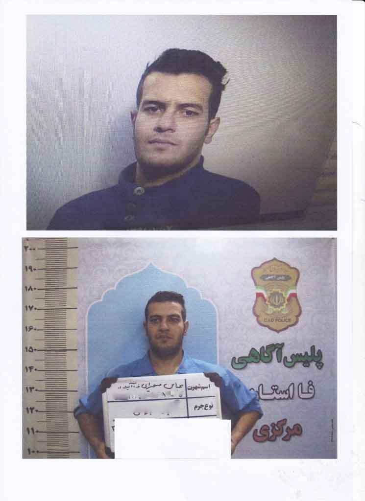 قاتل فراری حادثه خونین امروز اراک دستگیر شد