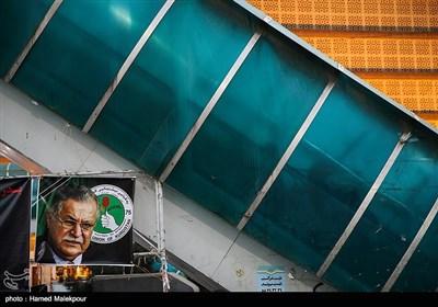 (تصاویر)-مراسم یادبود جلال طالبانی در تهران