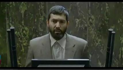 حامد بهداد نقش احمدی نژاد را بازی می کند+ عکس