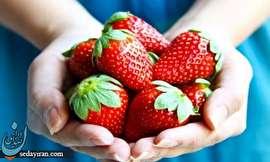 میوه ای برای بینایی شما