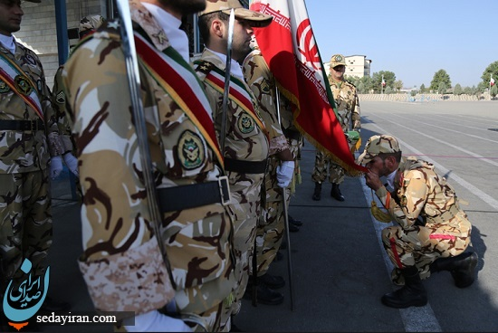 ارتش ایران: برای جانبازی آمادهایم