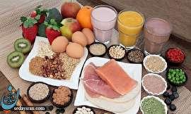 هر روز چقدر پروتئین مصرف کنیم؟