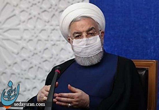 روحانی: رویکرد بودجه 1400 آینده نگری است